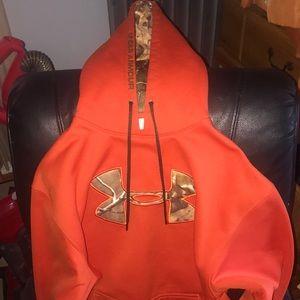 Under armor hunter hoodie